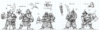FUNDED! Armoured Ogre Warrior Concept Art