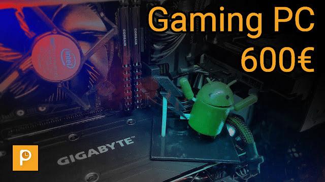 PC Gaming da 600€ – I3-6100 e RX 470 – Marzo 2017