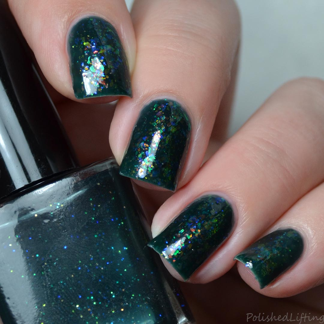 Polished lifting digit al dozen all that glitters sea turtles opalescent jelly sandwich nail art prinsesfo Images