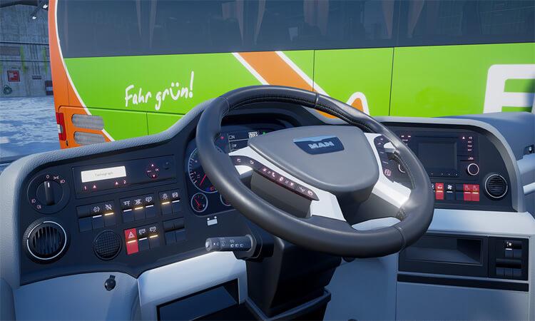 تحميل لعبة Fernbus Simulator