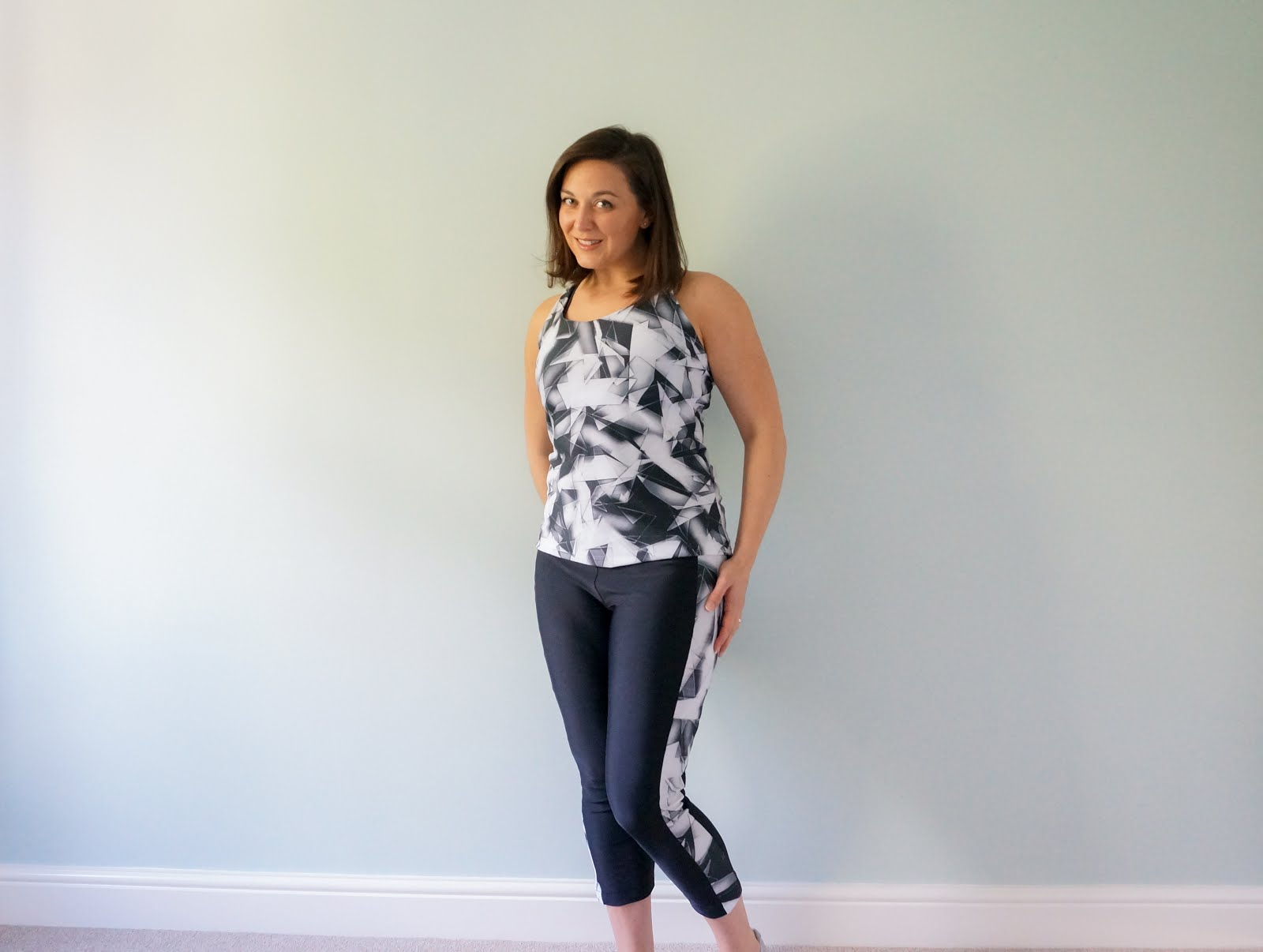 Sewing activewear, plus GBSB live workshop