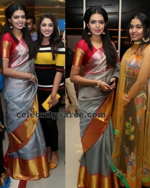 Actresses in Garuda Vega Movie Premiere