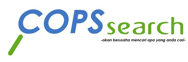 Cops Search | Aplikasi Search Engine menggunakan Sphinx