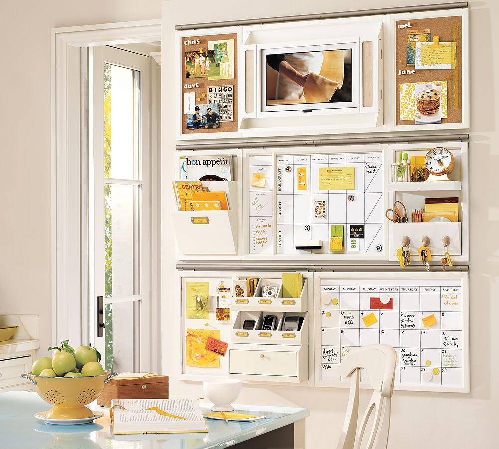 Kitchen Wall Organizer: 25 Affordable Kitchen Storage Ideas