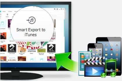 Export Music on Your iDevices to iTunes & PC