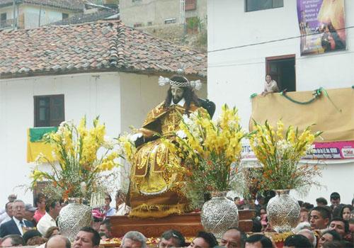 Senor de Gualamita en Lamud