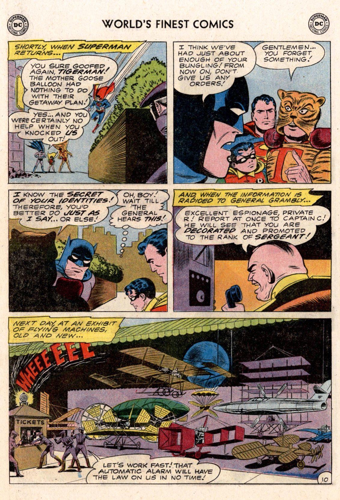 Read online World's Finest Comics comic -  Issue #119 - 12