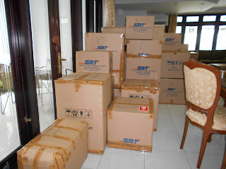 International Movers in Sumatera Utara