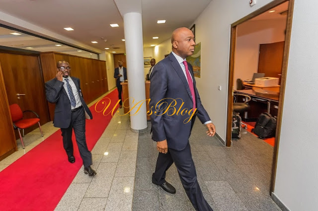 Saraki leads National Assembly delegation on parliamentary visit to US