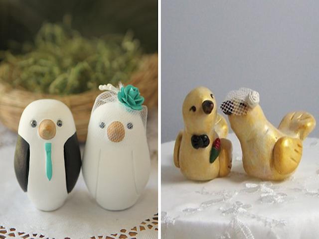 topo de bolo biscuit casamento