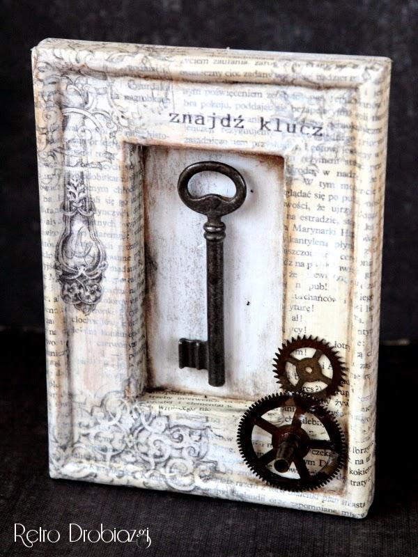 dekupaj-anahtar-retro-metal