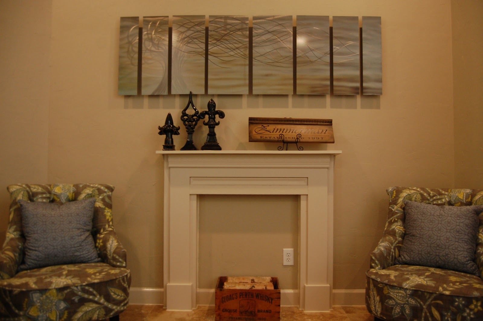 TESTOSTERHOME: Project - Faux Mantel