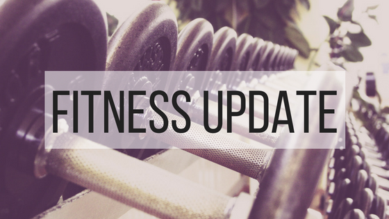 fitness, blogger, sports, workout, gym, membership, september, goals