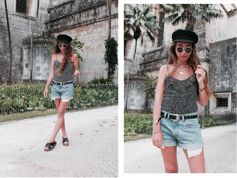 tumblr girl blog mode france 2017 look du jour