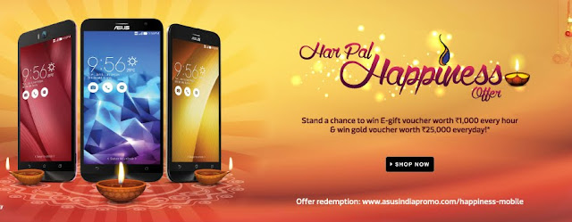 Gift Happiness This Diwali With Asus India