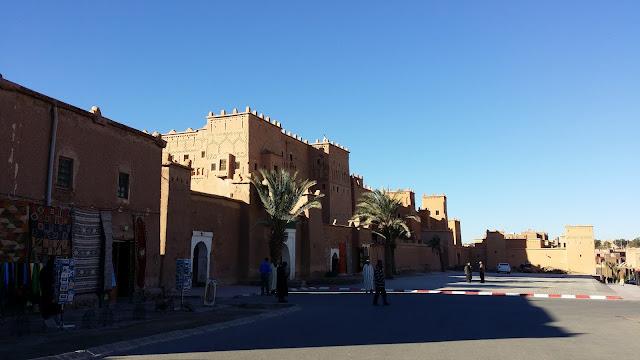 Kasbah Taourirt (Ouarzazate)