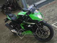 Review Kawasaki Ninja 250SL / 250RR Mono selama 3 tahun