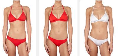 Bikinis de Dolce y Gabbana
