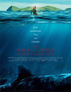 The Shallows (Infierno azul) (2016)