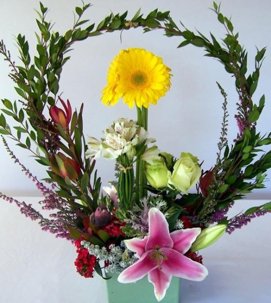 Manualidades Arreglos Florales Imagui