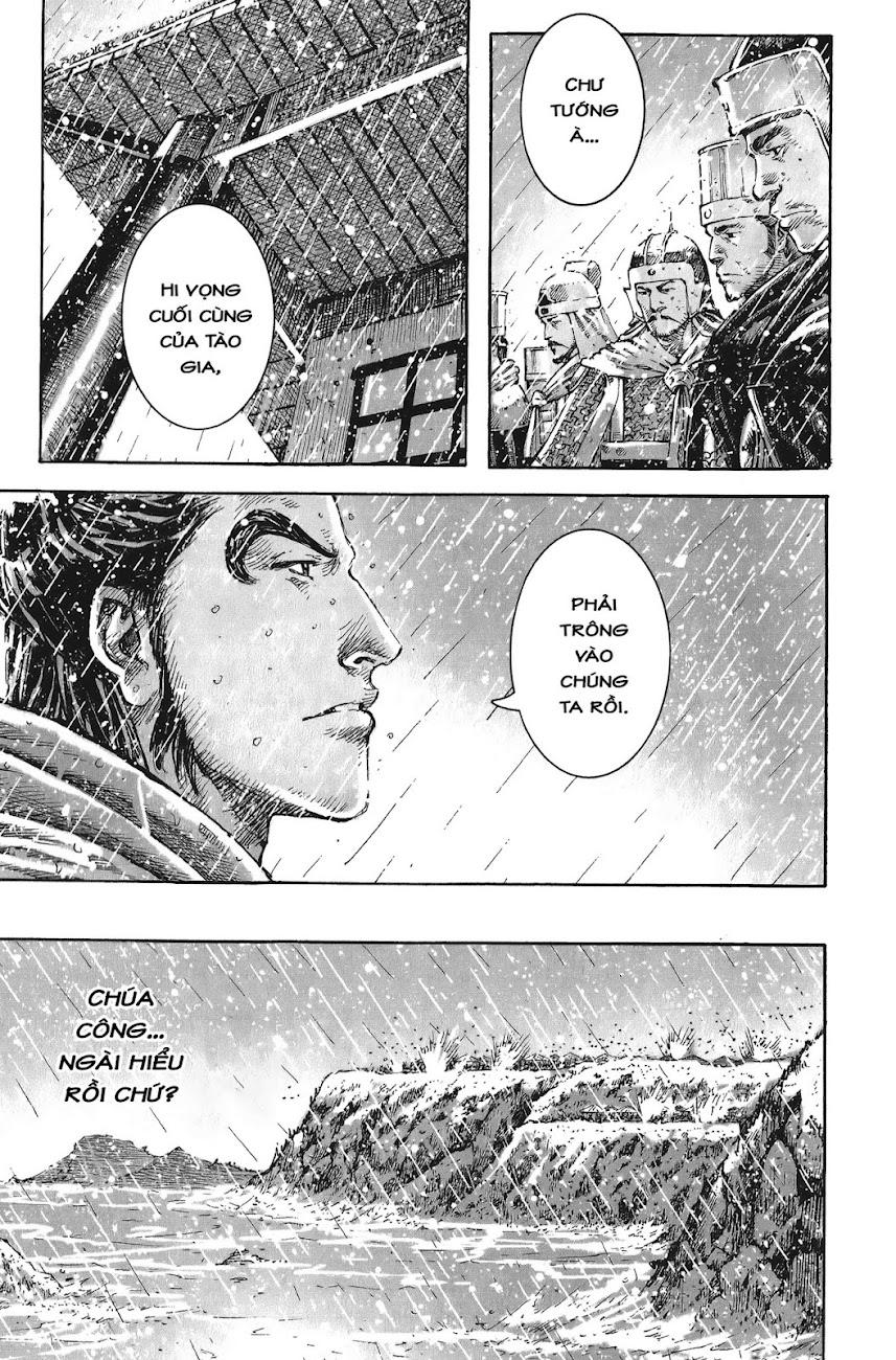 Hỏa phụng liêu nguyên Chương 441: Kiêu hùng trung thần [Remake] trang 9