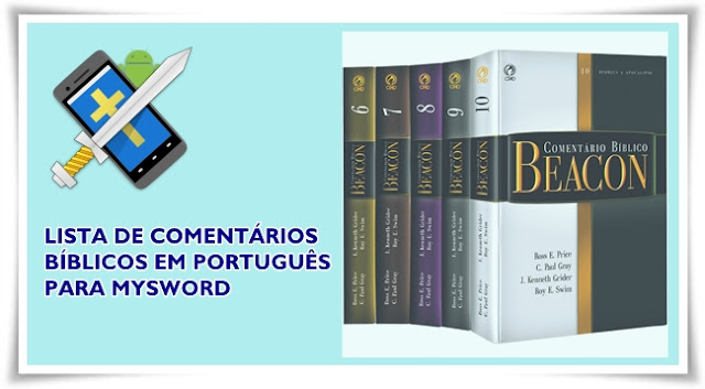 Módulos MySword Português