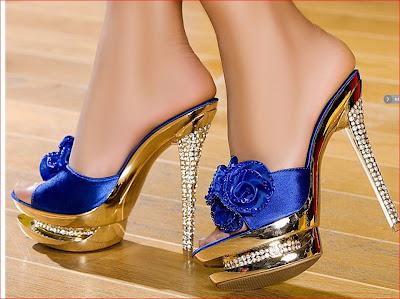 3811c4e8d احذية كعب عالي   خياطة و تفصيل