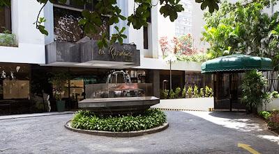 Hotel na Alameda Jaú | Jardim Paulista | SP