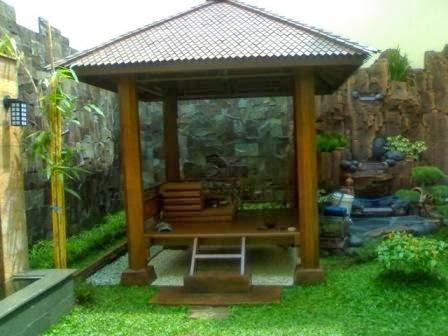jasa pembuatan taman rumah, villa, fasilitas umum