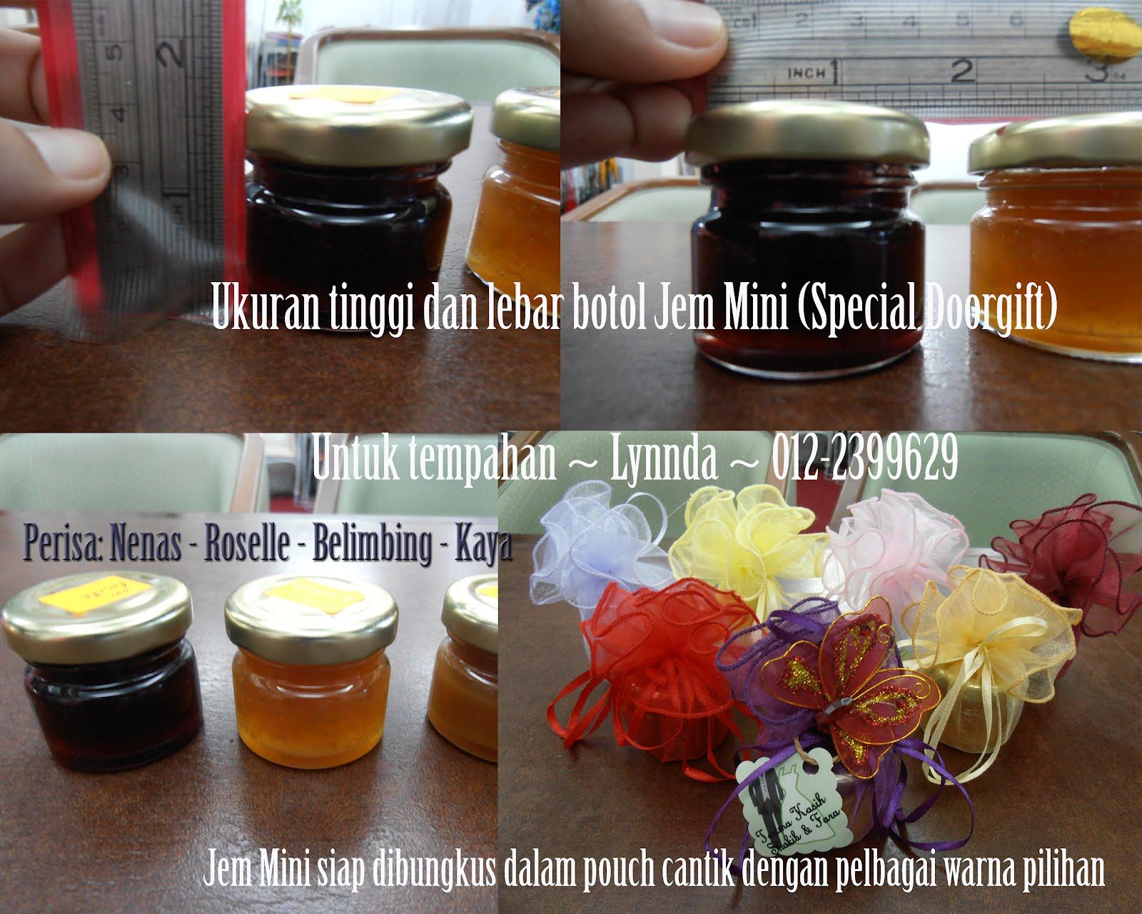 Wedding Door Gift Online Malaysia: AzzaLynn Bridal: Wedding Door Gift: Cenderahati Tetamu
