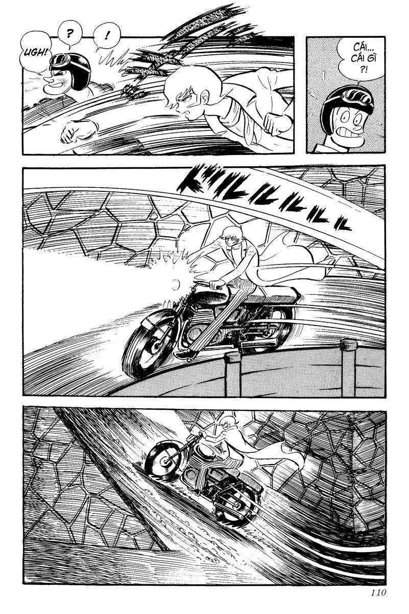 DevilMan chapter 8.1 trang 12