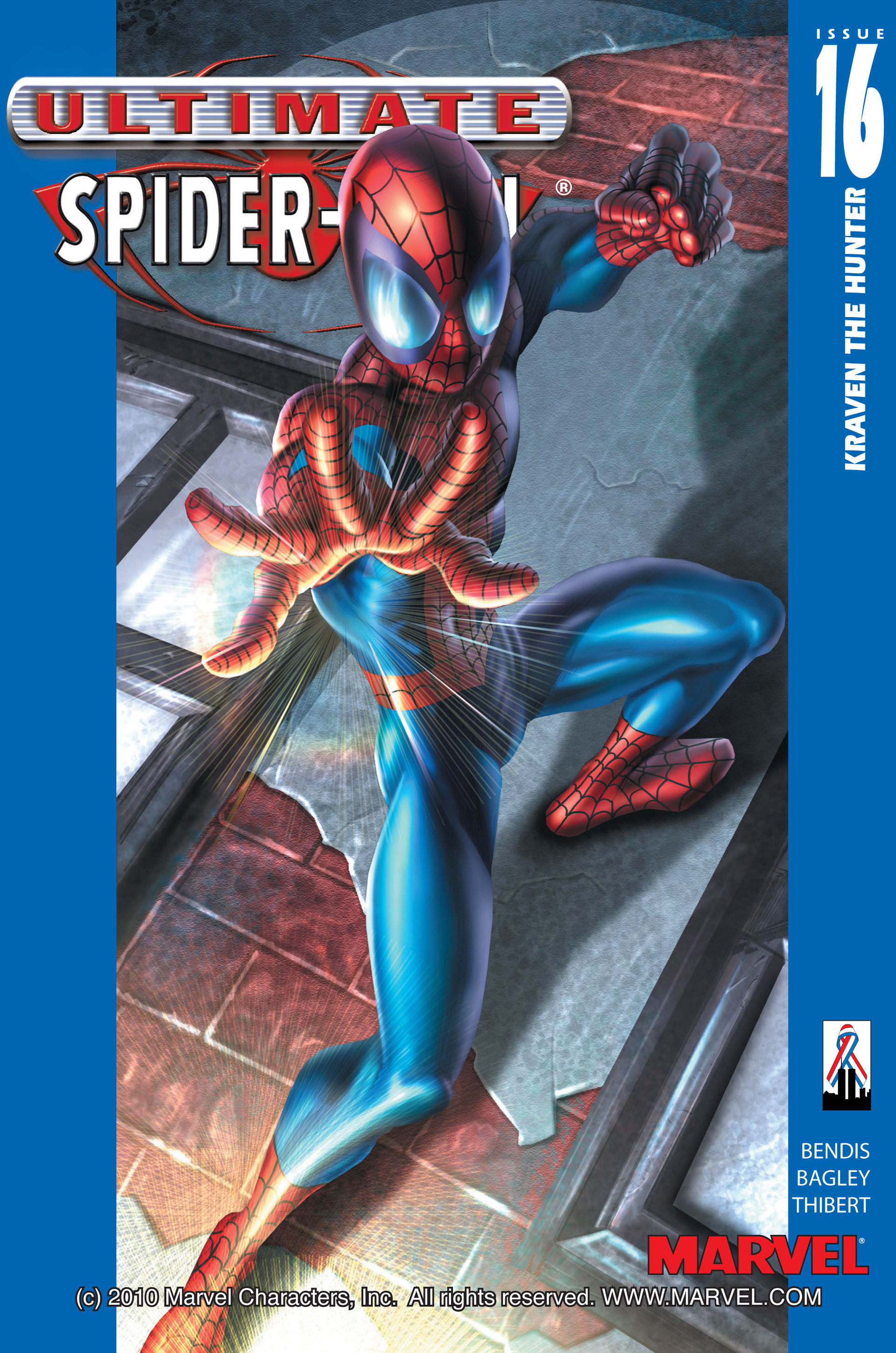 Ultimate Spider-Man (2000) 16 Page 1