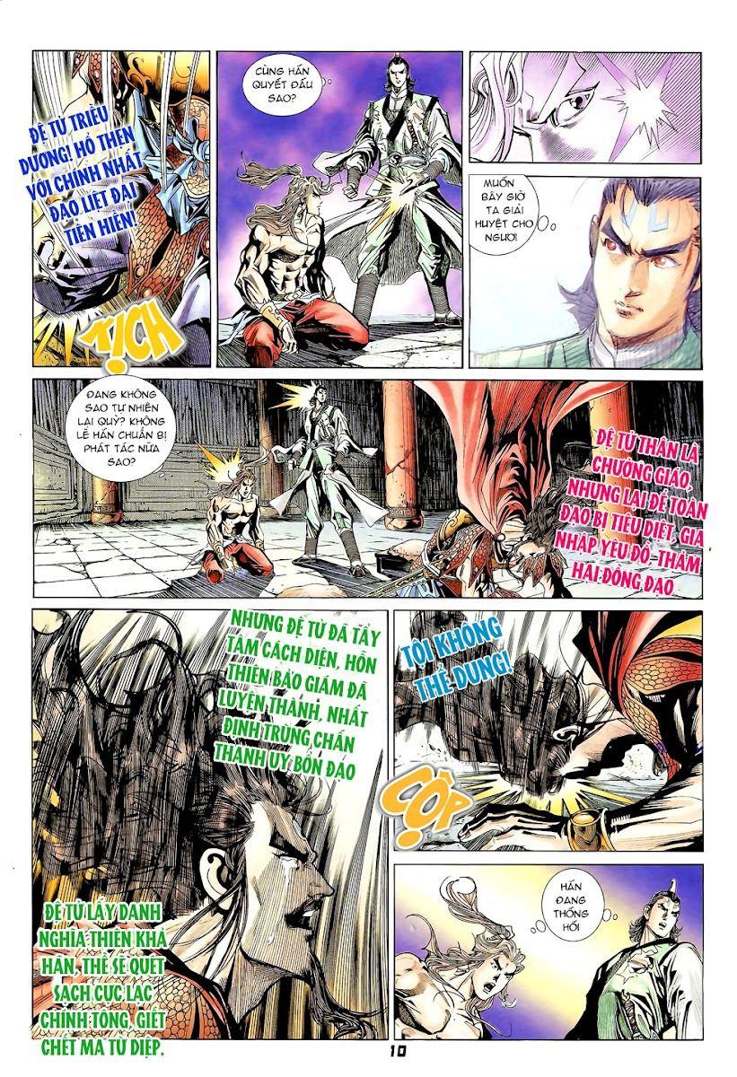 Đại Đường Uy Long chapter 88 trang 11