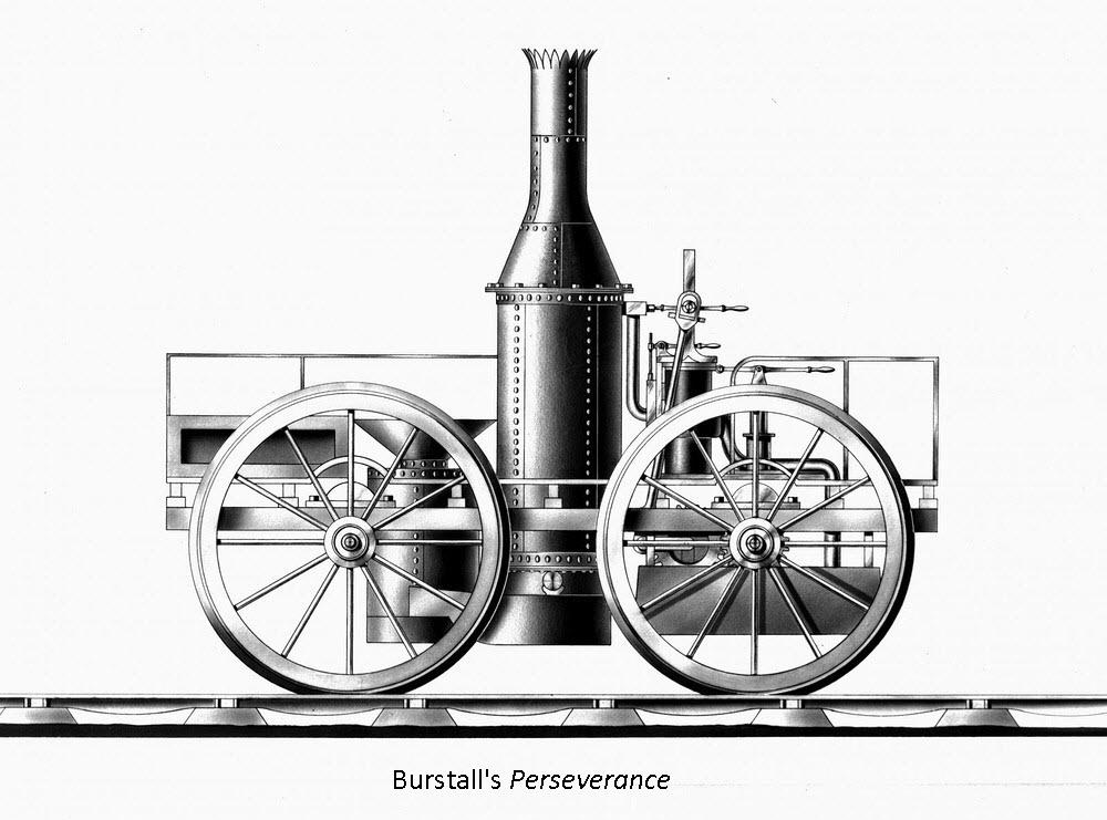 Burstall's Perseverance