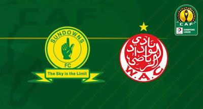 مشاهدة مباراة الوداد الرياضى وماميلودى صن داونز اليوم بث مباشر فى دورى ابطال افريقيا