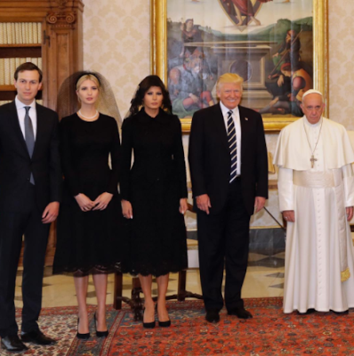 "<img src="" Photos:-Ivanka-and-Melania-Trump-meet-Pope-Francis-with-their-heads-covered,- sparking-off-debate-on-why-they-could-not-do-same-while-on-visit-to-Saudi-Arabia .gif"" alt="" Photos: Ivanka and Melania Trump meet Pope Francis with their heads covered, sparking off debate on why they could not do same while on visit to Saudi Arabia > </p>"