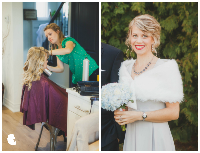 wedding hair stylist Photography: Kate Pennings// Hair: Taming Rapunzel