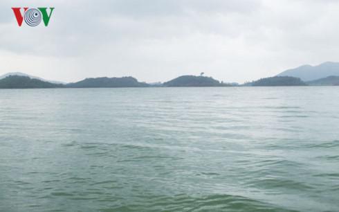 Cảnh báo ngập lụt khi hồ thủy điện Hàm Thuận - Đa Mi [Bình Thuận] xả lũ