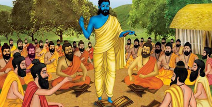 ऋषिपंचमीची कहाणी - श्रावणातल्या कहाण्या | Hrushi Panchamichi Kahani - Shravanatalya Kahanya