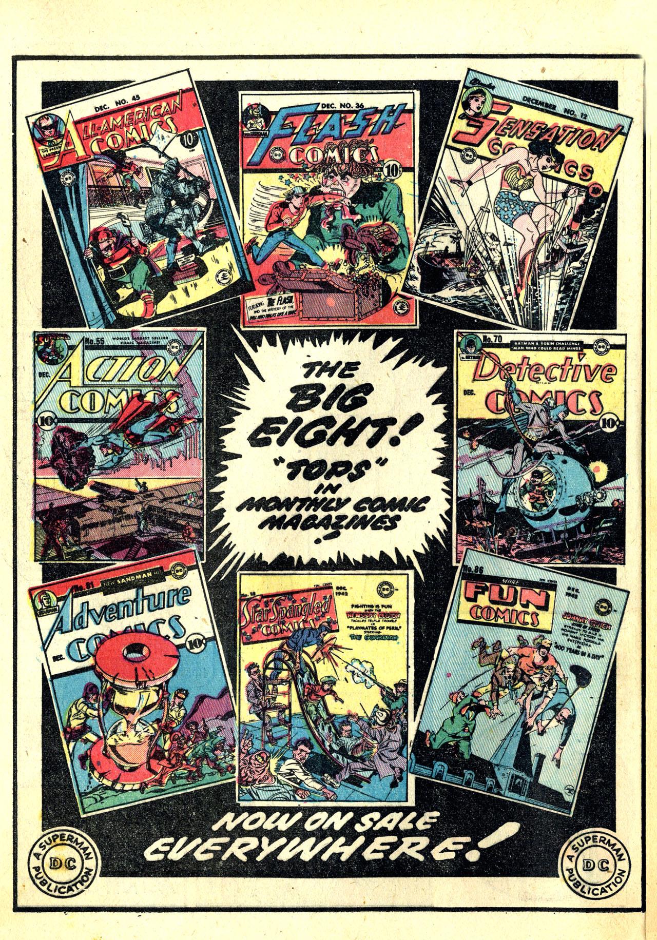 Read online World's Finest Comics comic -  Issue #8 - 30