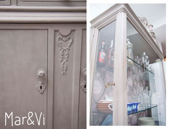Renovar un mueble con Chalk Paint