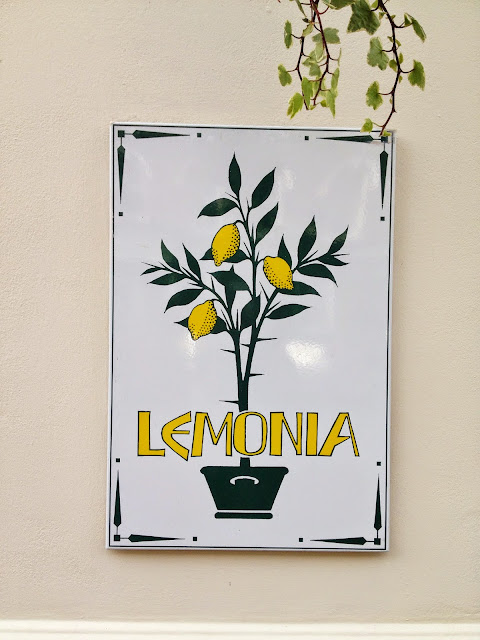 Greek Food at Lemonia