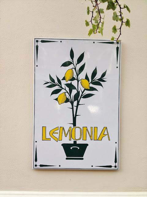 Greek Food at Lemonia