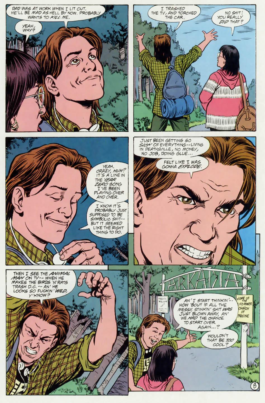 Read online Animal Man (1988) comic -  Issue #74 - 9