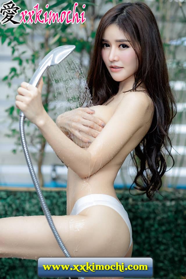 Foto Model Seksi dan Hot Jirawat Chananont 06