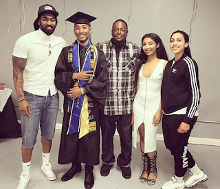 Kendrick Lamar and fiancee Whitney Alford expecting their first child together