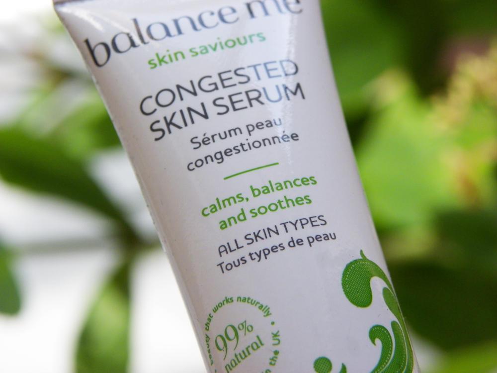 LAKKMATT BLOG: Balance Me Congested Skin Serum ...