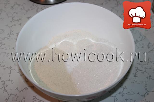 Манник рецепт с пошаговыми фото