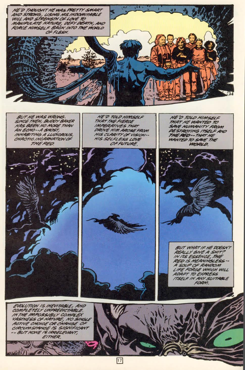 Read online Animal Man (1988) comic -  Issue #78 - 18