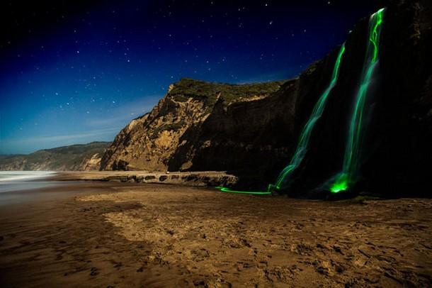Long Exposure Waterfalls